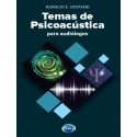 TEMAS DE PSICOACÚSTICA PARA AUDIÓLOGOS
