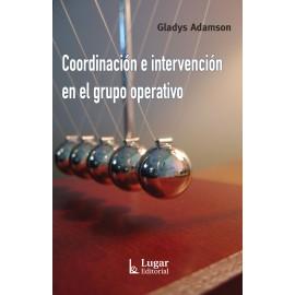 COORDINACIÓN E INTERVENCIÓN EN EL GRUPO OPERATIVO.
