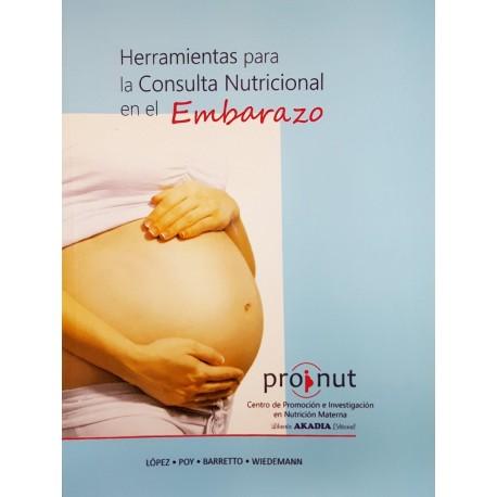 HERRAMIENTAS PARA LA CONSULTA NUTRICIONAL EN EL EMBARAZO