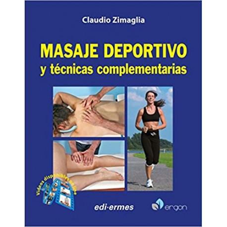 Masaje deportivo y técnicas complementarias